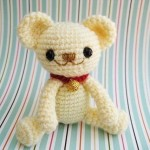 Milo Teddy Bear ~ Jenny and Teddy