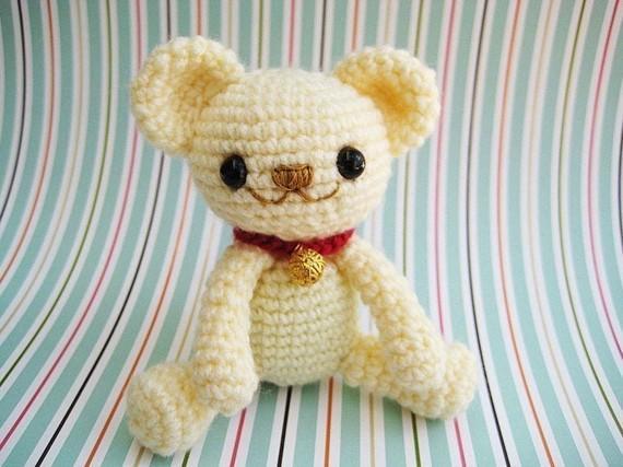 Milo Teddy Bear ~ Jenny and Teddy