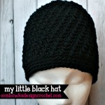 My Little Black Hat ~ Oombawka Design