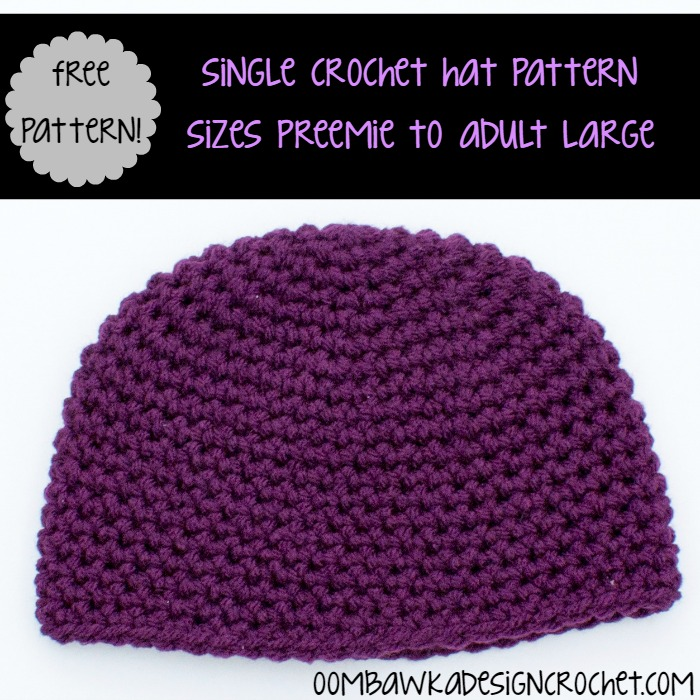 Pics Photos - Crochet Patterns For Baby Hats In Single ...