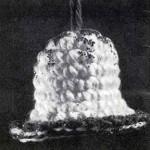 Christmas Bells Ornament ~ Free Vintage Crochet