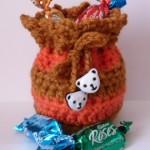 Little Gift Bag ~ Patterns For Crochet
