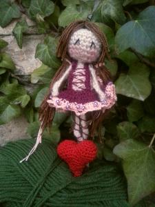 Be My Valentine Doll ~ Booletes