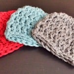 Easy Peasy Newborn Hat ~ Diva Stitches Crochet Blog