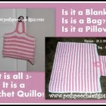 Blanket In A Bag ~ Sara Sach - Posh Pooch Designs