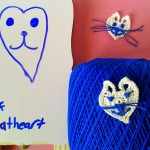 Cat Heart and Friends Motif ~ Crochet is the Way