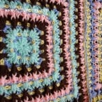 "Twist & Shake Square - 16"" ~ Jennifer Gregory - Niftynnifer's Crochet & Crafts"