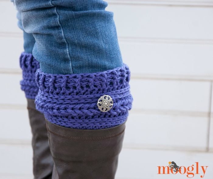 Ups and Downs Boot Cuffs ~ Moogly