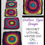 Circle in a Square ~ Beatrice Ryan Designs