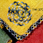 Washcloth Decorative Crochet Pattern TW372 ~ Free Vintage Crochet