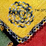 Washcloth Decorative Crochet Pattern TW372 ~ Free Vintage Crochet