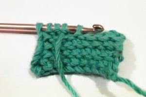 Tunisian Purl Stitch ~ Crochet Spot