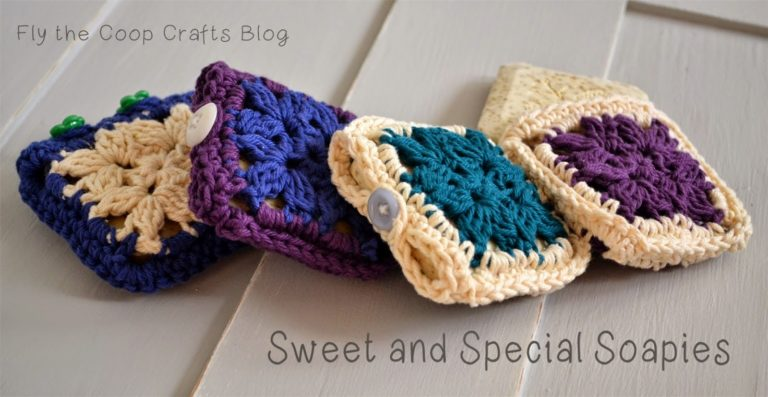 Sweet and Special Soapies ~ Fly the Coop Crafts