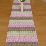 Neapolitan Table Runner ~ Patterns For Crochet