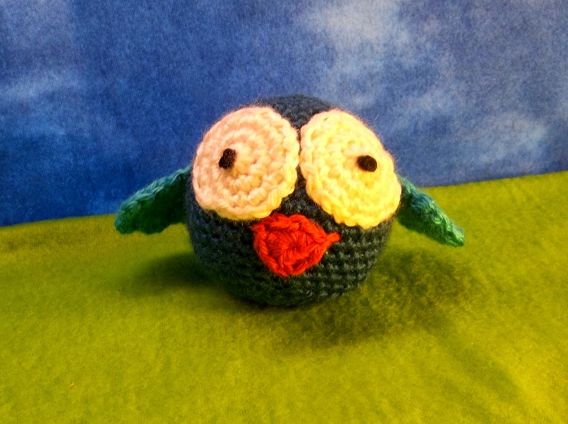Birdie Ball Rattle ~ Sheep of Delight