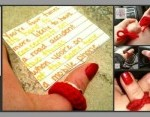 Red Thumb Reminder Ring ~ Lisa Jelle – Cre8tion Crochet