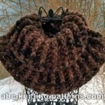 Outlander Claire Cowl ~ ABC Knitting Patterns