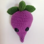 Beetsy the Adorable Beet ~ Drunken Aunt Wendy