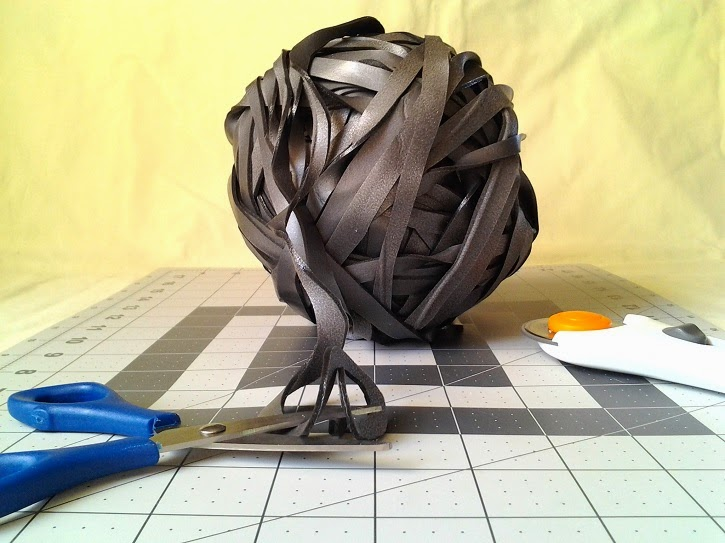 How to Make Rubber Yarn ~ Crochet is the Way