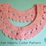 Hearts Collar & Edging ~ Erangi Udeshika – Crochet For You