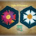 Hexi-Flower Motif ~ Tera Kulling – Trifles N Treasures