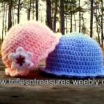 Sweet Baby Beanies ~ Tera Kullin – Trifles N Treasures