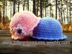 Sweet Baby Beanies ~ Tera Kullin - Trifles N Treasures