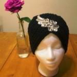 Hollywood Turban ~ Crochet Parfait