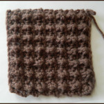 Cobble Stitch ~ Heather's Crochet Blog
