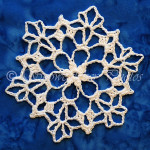Dusty Snowflake ~ Snowcatcher