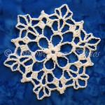Dusty Snowflake ~ Snowcatcher