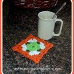 Shamrock Coaster ~ Sara Sach – Posh Pooch Designs