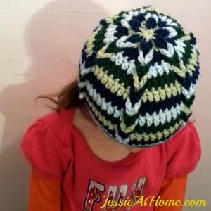 Delia Hat ~ Jessie At Home