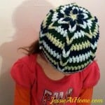 Delia Hat ~ Jessie At Home