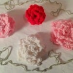 Surface Crochet 3-D Roses ~ Crochet is the Way