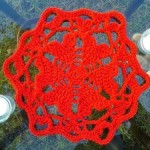Chains Around My Heart Doily ~ Crochet is the Way
