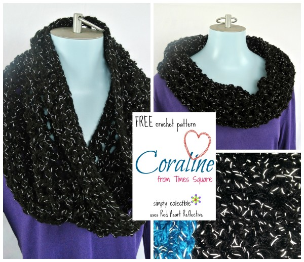 Coraline on Times Square Cowl ~ Simply Collectible