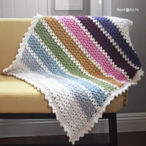 Crochet Patterns Lapghans : Leslies Lapghan ~ FREE Crochet Pattern