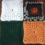 Lior's Granny Square ~ Meladora's Creations