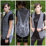 Spiderweb Vest ~ Manda Proell – MandaLynn's Crochet Treasures
