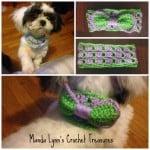 Puppy's Picnic Bow ~ Manda Proell – MandaLynn's Crochet Treasures