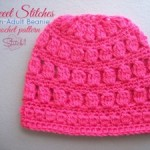 Sweet Stitches - Teen/Adult Beanie ~ Stitch11