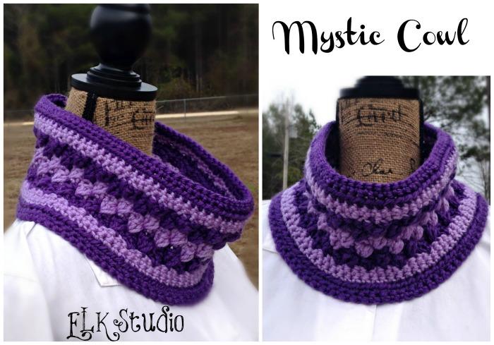 Mystic Cowl ~ Kathy Lashley - ELK Studio