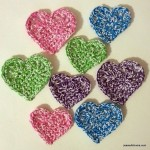 Vintage Hearts ~ Jessie At Home