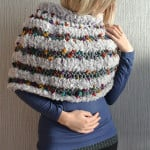 Simple Crochet Poncho ~ Jane Green - Beautiful Crochet Stuff