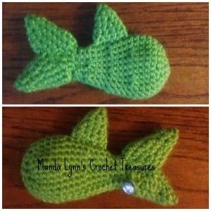 Cat Nip Fish ~ Manda Proell - MandaLynn's Crochet Treasures