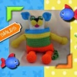 Funmigurumi Stripers: Rascal the Cat ~ Craftybegonia's Funmigurumi and Kids' Stuff
