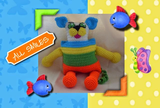 Funmigurumi Stripers: Rascal the Cat ~ Craftybegonia's Funmigurumi and Kids Stuff