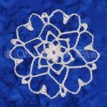 True 2 Your Heart Snowflake ~ Snowcatcher