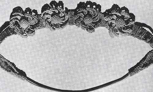 Hair Band ~ Free Vintage Crochet